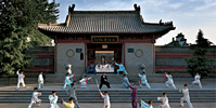 Kungfu Tours en China