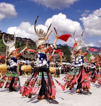 Grupo Étnico Chino
