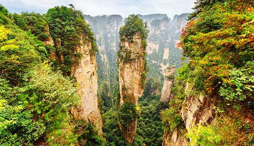 Naturaleza de China Tour