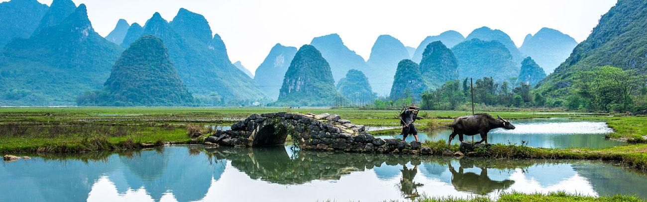 Mejor momento a viajar a china