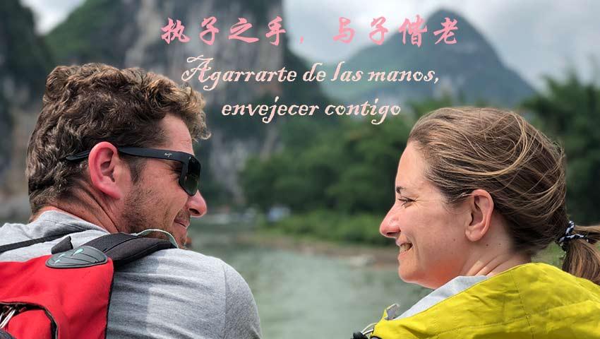 Porverbios chinos de amor