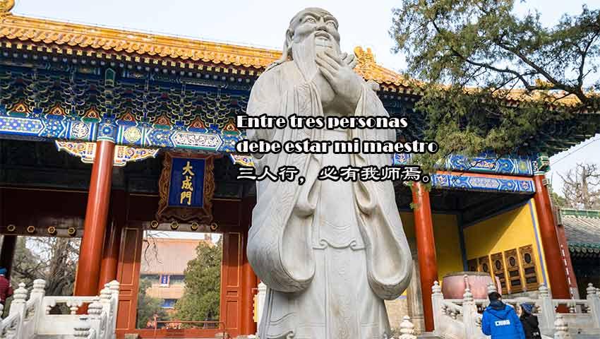 Proverbios chinos de confucio