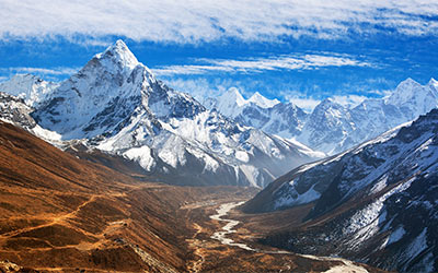 Tíbet - Montañas Elevadas