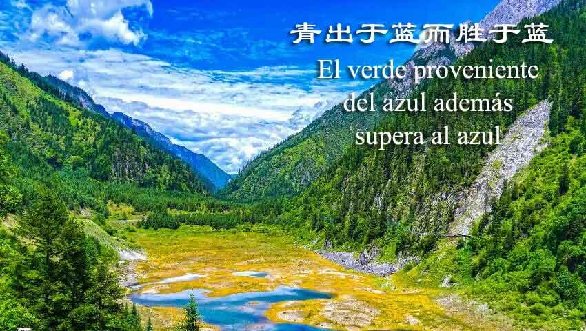 Proverbios chinos de superación